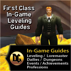 wow warcraft alliance horde Battle for Azeroth leveling guide