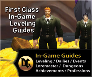 wow alliance and horde leveling guide