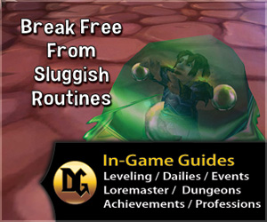 world of warcraft in-game guides