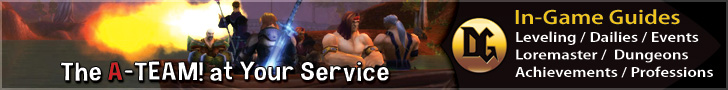 wow leveling guides