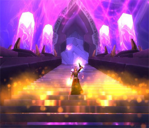 wow instance leveling