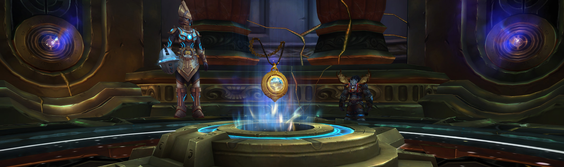 Patch 8.2 Rise of Azshara Update