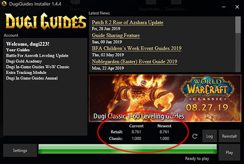 WoW Classic 1-60 Leveling Guides Available Now – Dugi Guides