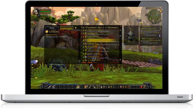Dugi Guides on Laptop