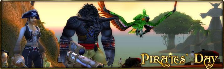 world of warcraft pirate day
