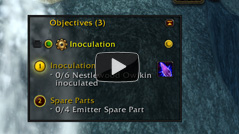 Multiple Objective Tracking